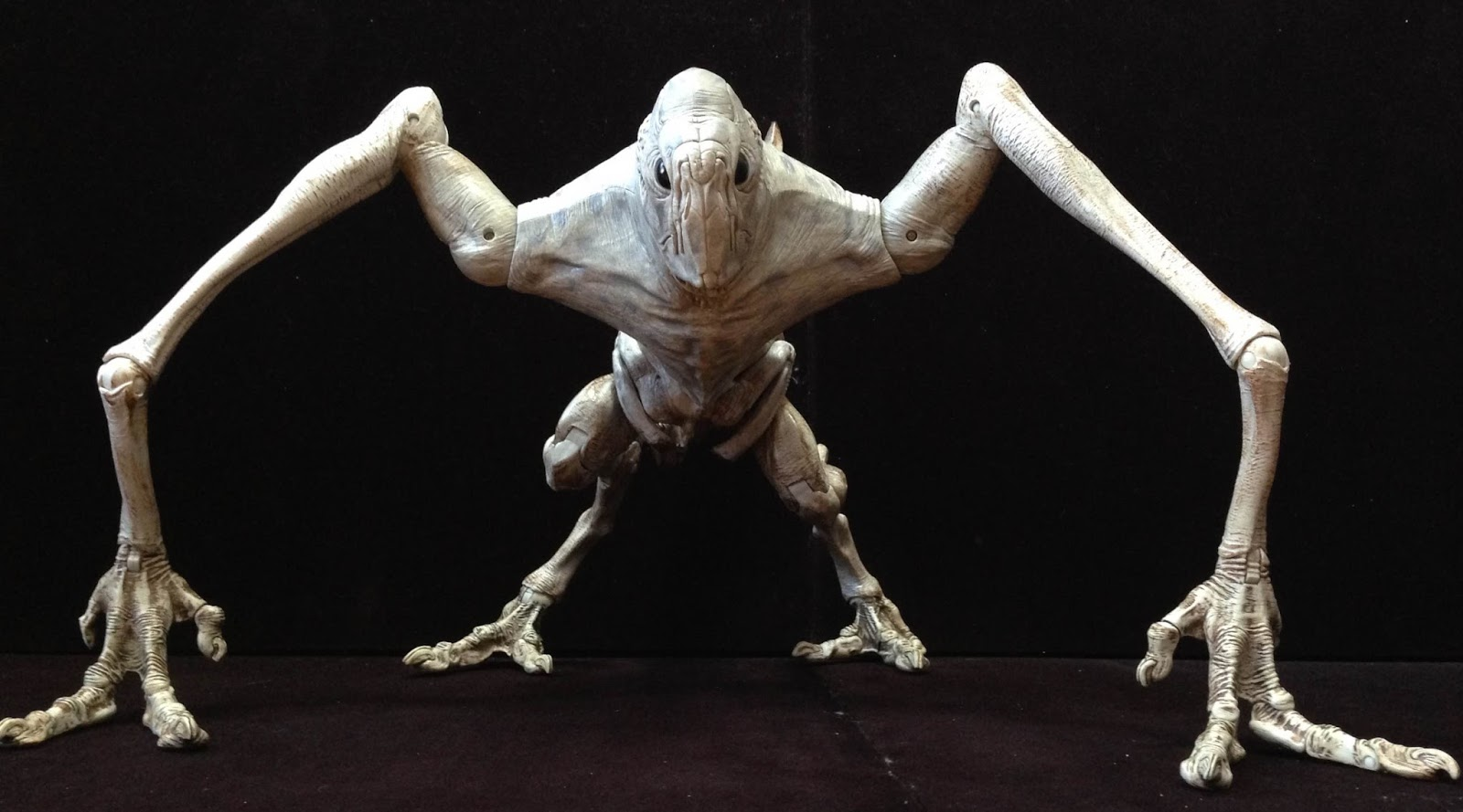 cloverfield crutch monster